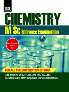 Chemistry (M Sc Entrance Examinations)