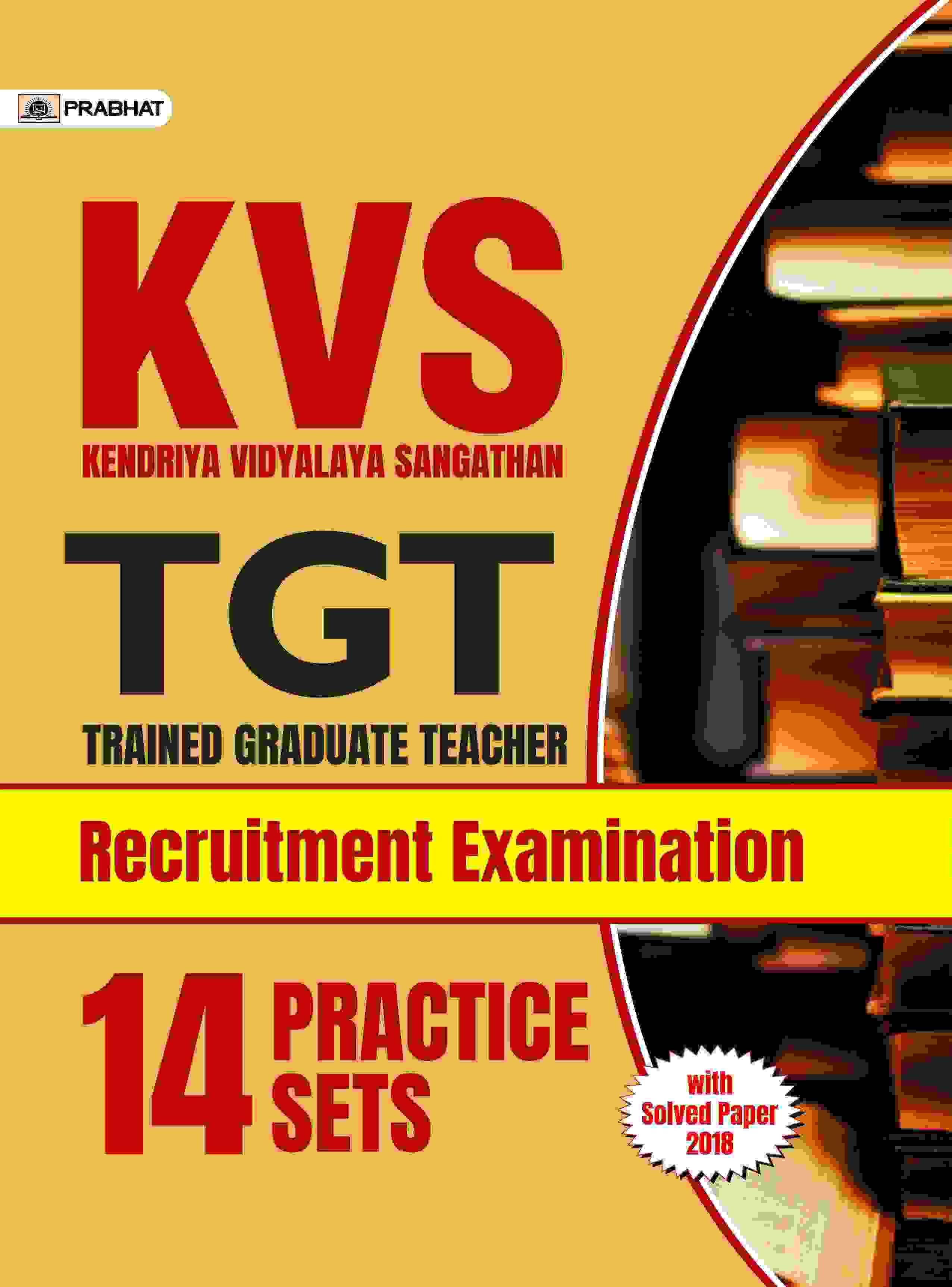 KVS TGT 14 PRACTICE SETS (ENGLISH)
