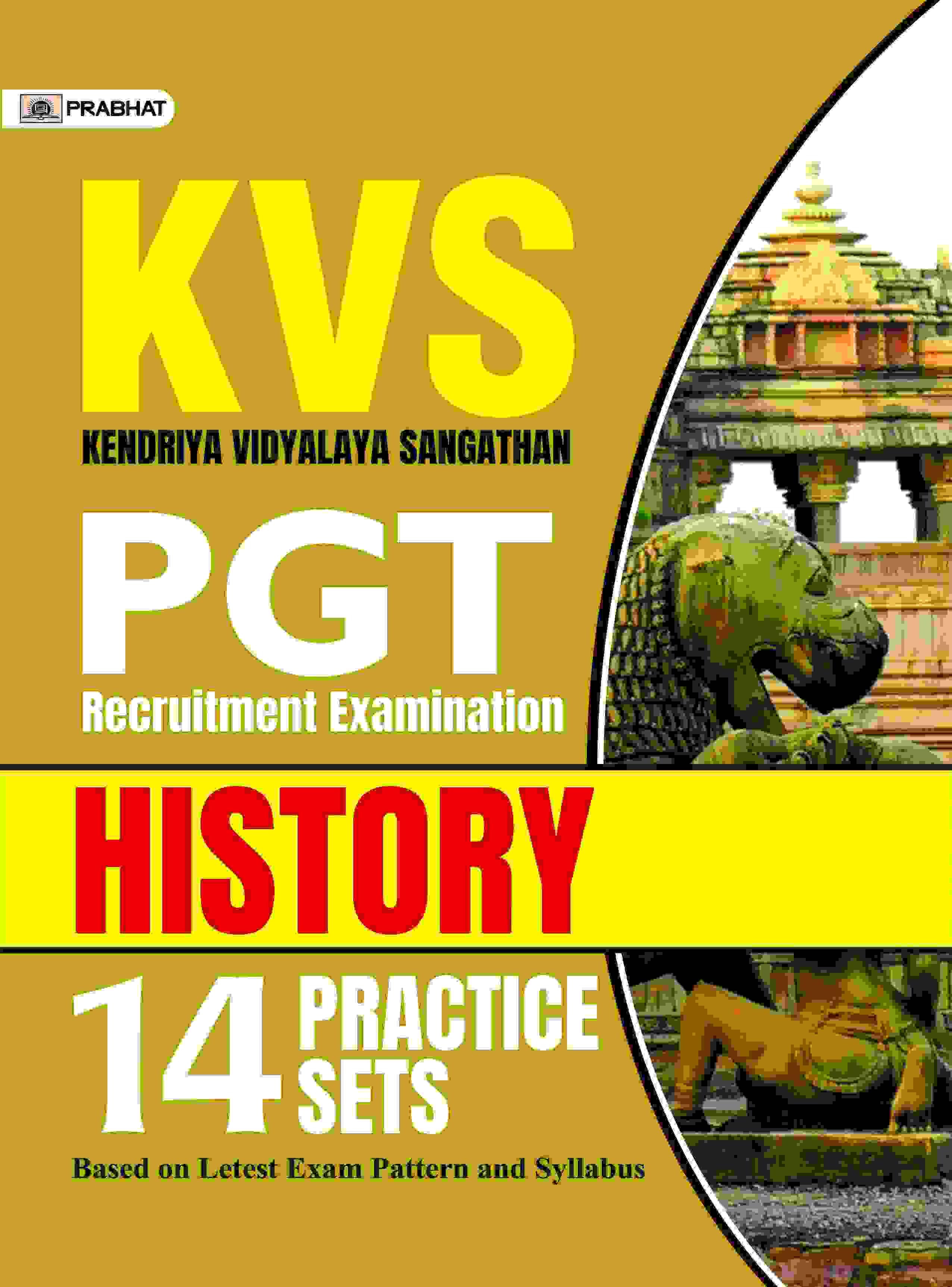 KVS-PGT (HISORY) MODEL SOLVED PAPER 14 (English)