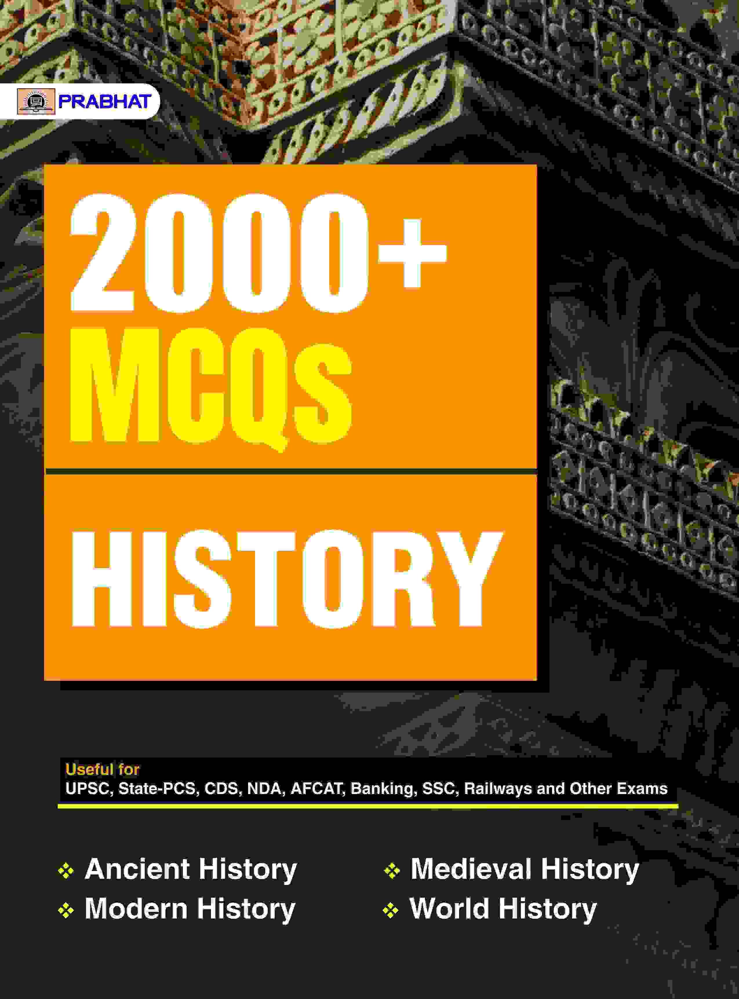2000+ MCQs History