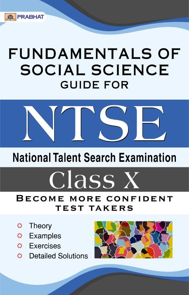 NTSE Fundamentals of Social Science