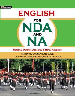 ENGLISH FOR NDA/NA ENTRANCE EXAMINATIONS GUIDE