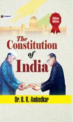 The Constitution of India – Original Book