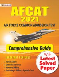 AFCAT Air Force Common Admission Test Compreh...